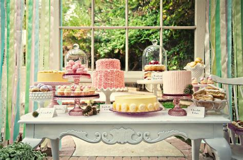 bridal shower dessert buffet ideas 2 win a pretty cake stand from sweet saucy supply green