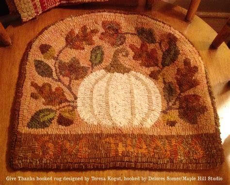 hooked rug gallery