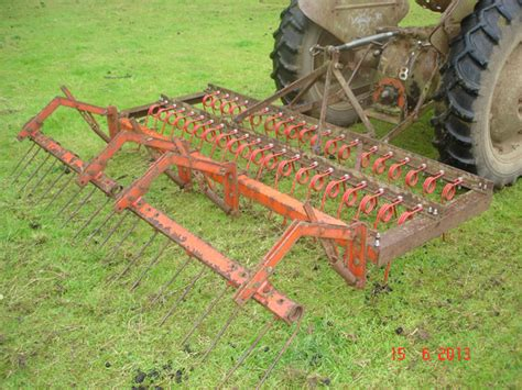 Landscape Harrow Rake Rhodds S Farm Machinery For Sale
