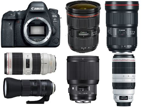 best lens for canon 6d best lenses for canon eos 6d ii times