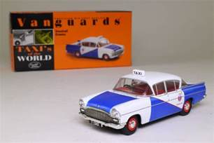 Vauxhall Taxi Vanguards Va06406 Vauxhall Pa Cresta Legion Taxi Cab