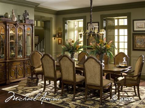 Tuscan Dining Room Furniture World Traditional Tuscan Dining Room Furniture On Dining Room Furniture Dining