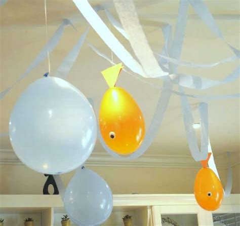 goldfish themes goldfish birthday party ideas photo 21 of 22 catch my