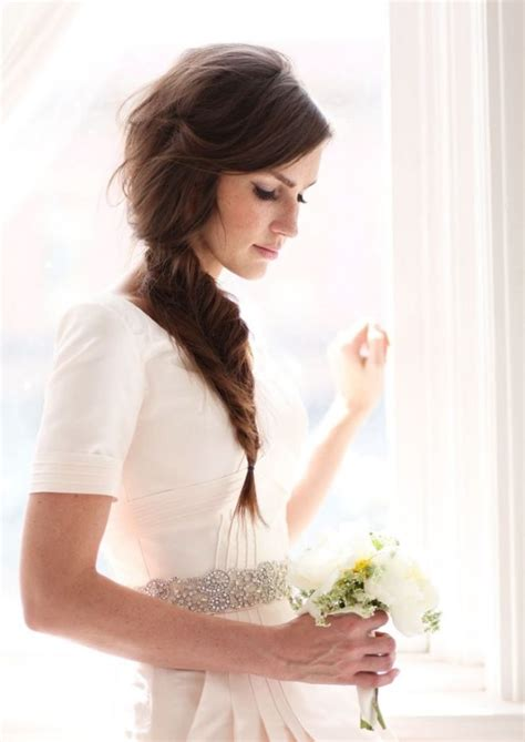 a braid hairstyle to suit a bride 9 sublime hair styles to suit any bride weddingsonline ae