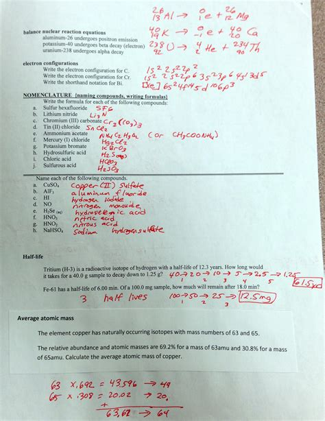 chemistry section 6 1 assessment answers holt modern chemistry chapter 6 section 2 answers share