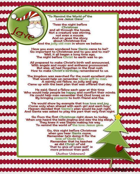 printable christmas recitations 40 best cute poems images on pinterest for kids poem