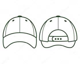 baseball cap template cake ideas and designs