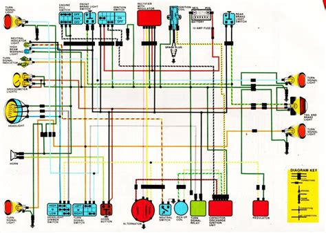 honda c70 cdi wiring diagram 4k wallpapers