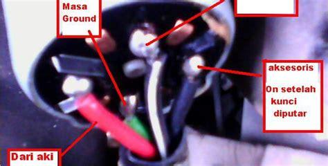 Kunci Kontak Gl Max Hidupkan Motor Honda Tanpa Kunci Kontak Maticmotor
