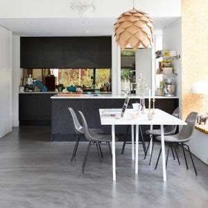 Concrete Kitchen Floors ? Pros & Cons, Ideas, Costs