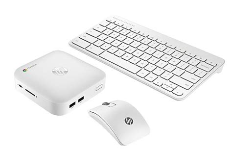 Hp Keyboard And Mouse Bundle hp chromebox bundle with keyboard and mouse now available for 199 liliputing