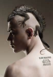 images of back of hairstyles back of head undercut hairstyle men short hairstyle 2013