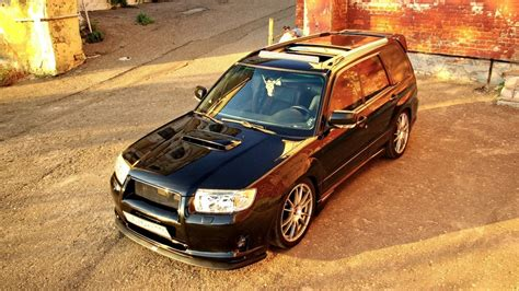 stanced subaru forester subaru forester stanced owner review drive2