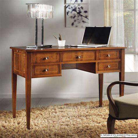 scrivania classica per pc scrivania da ufficio classica
