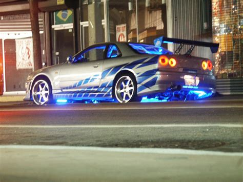 nissan skyline fast and furious nissan skyline fast and furious wallpaper