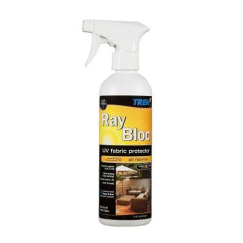 upholstery protector spray trek7 16 oz ray bloc uv fabric protector spray rbuv16