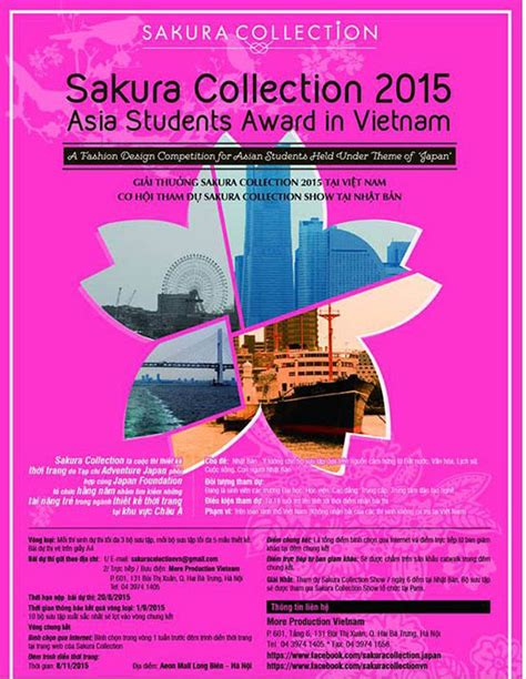 vogue design competition 2015 fashion design competition sakura collection asia student