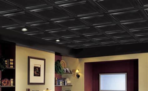 Black Suspended Ceiling Tiles by Black Suspended Ceiling Tiles Suspended Kitchen Ceiling