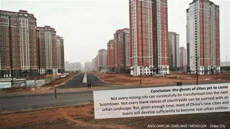Ordos Modern Ghost Town Photo Essays by The Ghost City Kangbashi Ordos China