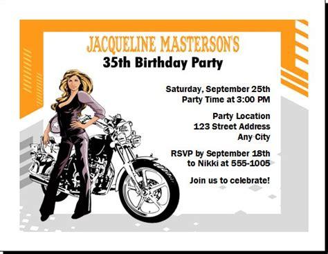 Motorcycle Birthday Invitations Ideas Bagvania Free Printable Invitation Template Motorcycle Birthday Invitation Templates