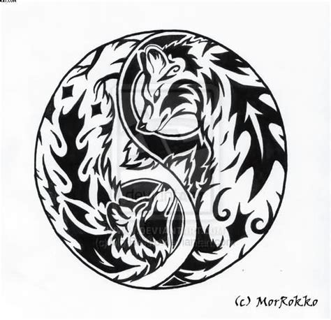 wolf yin yang tattoo 53 best jake s images on wolf