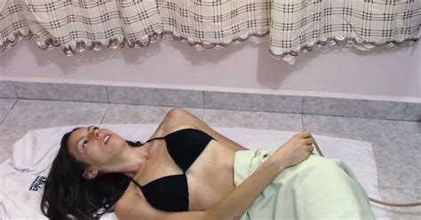 bathtub enema fight cancer and detox with a coffee enema this woman