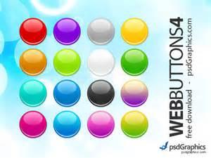 button template psd psd web buttons set psdgraphics
