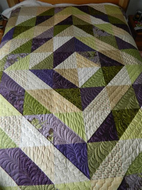 Quilting Forum by Half Square Triangles Quilt