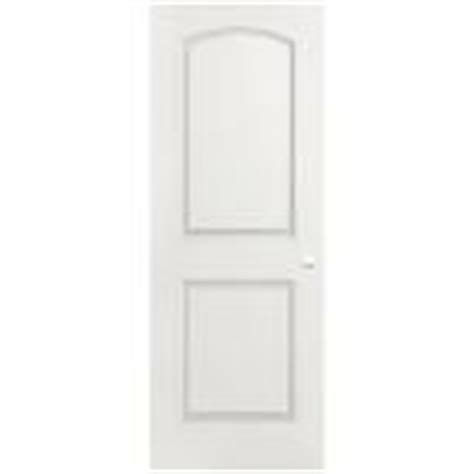 Masonite Cheyenne Interior Door by Cheyenne Smooth 2 Panel Camber Top Plank Hollow