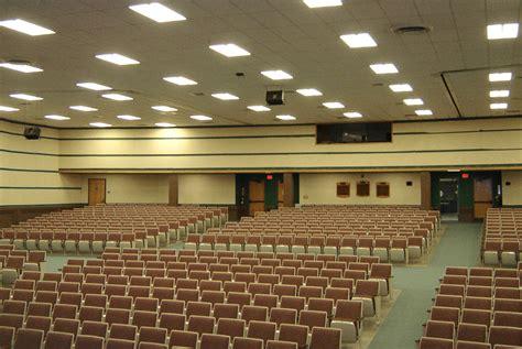 Auditorium Lighting Fixtures Haywood Auditorium Led Lighting