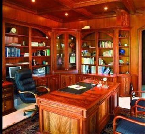 handmade ultimate home office by elite wood design