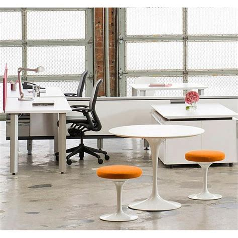 eero office eero saarinen tulip stool knoll modern furniture