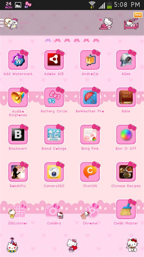 themes cute for android cute themes for android www imgkid com the image kid