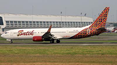 batik air flight radar pk lbh boeing 737 9gp er batik air flightradar24