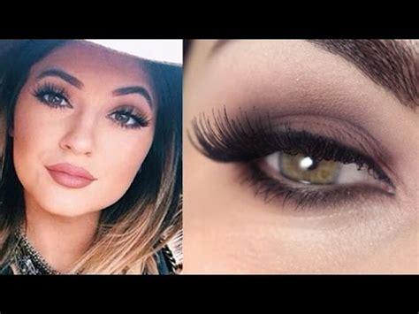 eyeliner tutorial kylie jenner makeup tutorial kylie jenner youtube