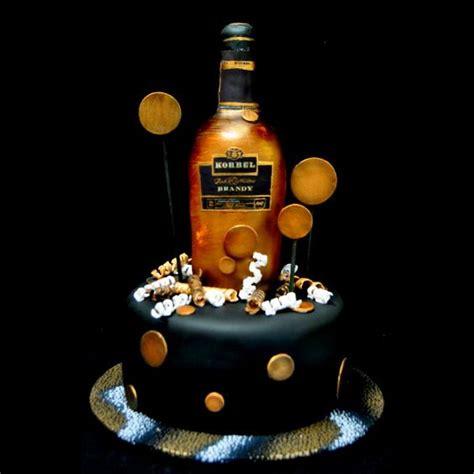 birthday cheers cheers and happy birthday korbel bottle edible added