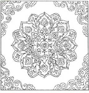 coloring patterns free printable abstract coloring pages for adults