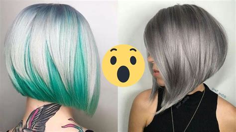 haircuts for of color 2018 haircut ideas hair color ideas for