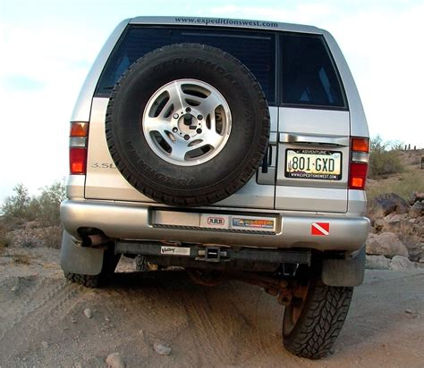 Isuzu Trooper Recalls Isuzu Trooper 2550644