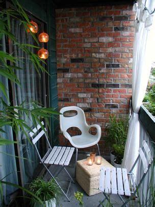 außenbeleuchtung balkon bar balkon idee