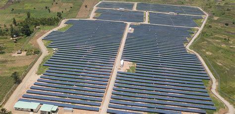 solar panels for park homes multi billion shilling solar park opens in tororo 100 2 east fm