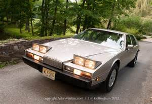1976 Aston Martin Lagonda Fab Wheels Digest F W D Aston Martin Lagonda Series 2