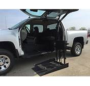 All Terrain Conversions Wheelchair Lift
