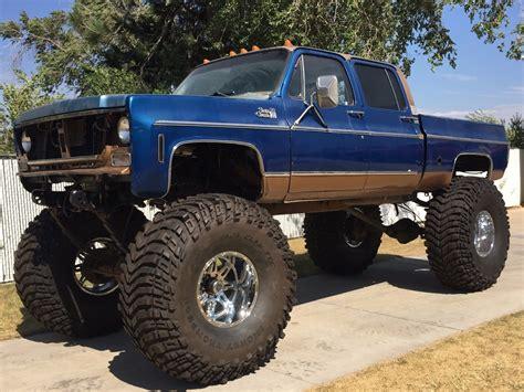 monster truck show utah project 1977 chevrolet c k pickup 3500 sierra monster for sale