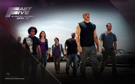 film fast and furious 5 fast five wallpapers 1680x1050 movie wallpapers