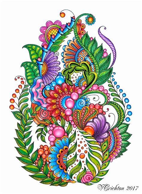 doodle 4 ukraine 203 best images about zentangle doodling coloring page on