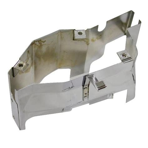 Top Sy05 67 top shield w 3x2 corvette parts