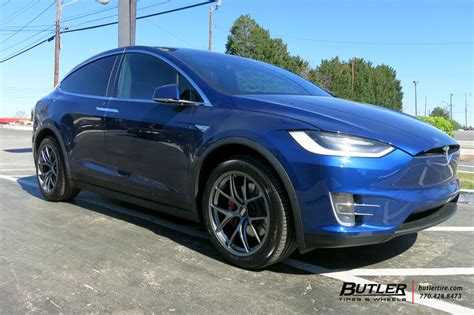tesla model    bbs fi wheels exclusively  butler tires  wheels  atlanta ga