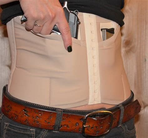ccw concealed carry corset review 17 best images about concealed carry women on pinterest