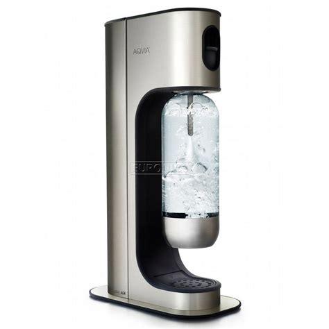 s day maker soda maker silver black giftset aqvia 334448
